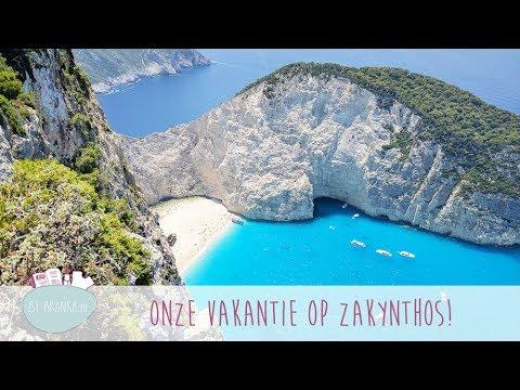 Onze vakantie op Zakynthos, Griekenland | byAranka.nl