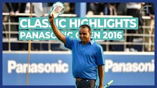 Mukesh Kumar Wins Panasonic Open India 2016   Classic Highlights