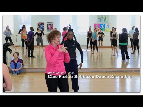 Master Class with Cleo Parker Robinson Dance Ensemble