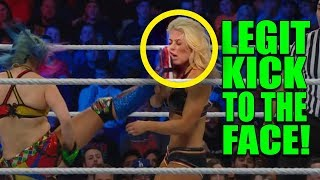 These 12 Moments Were NOT Supposed To Happen At WWE Fastlane 2019 (WWE Botches & Mistakes)