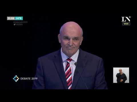 Economía y Relaciones Internacionales [Parte 1] - Primer Debate Presidencial 2019 Argentina