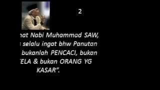 20 Tweet Nasehat Gus Mus