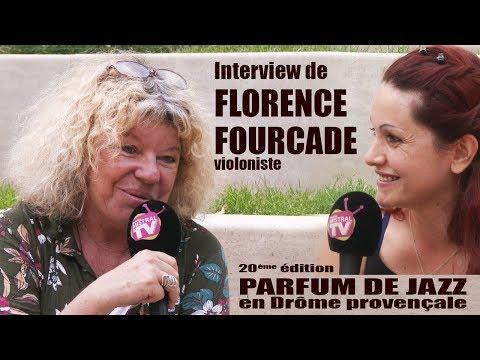 2018 08 13   Les RDV Cultur'L avec Florence FOURCADE, violoniste   à Mollans Sur Ouvèze