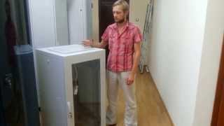 """Обзор напольного 19"""" шкафа XL-IT"""