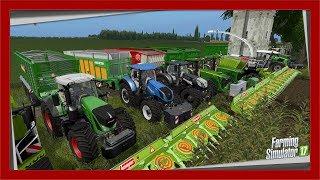 Początek Czegoś Wielkiego S10E1 | Farming Simulator 17
