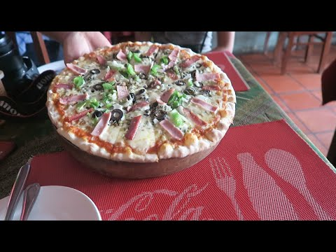 GETTING HIGH IN CAMBODIA WEED PIZZA, PHNOM PENH | SouthEast Asia
