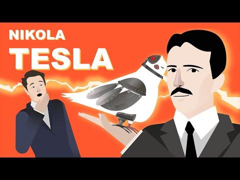 Nikola Tesla and his incredible inventions