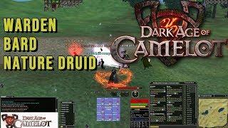 Few Warden / Bard / Nature Druid Pov -  Phoenix Server - [Dark Age of Camelot]