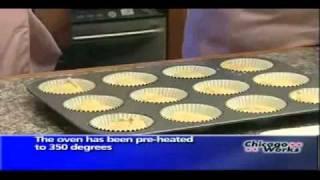 Pumpkin Cupcakes // Panquesitos De Calabaza