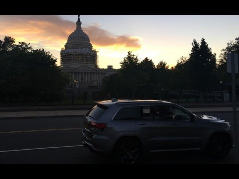 JEEP SRT GOES TO WASHINGTON