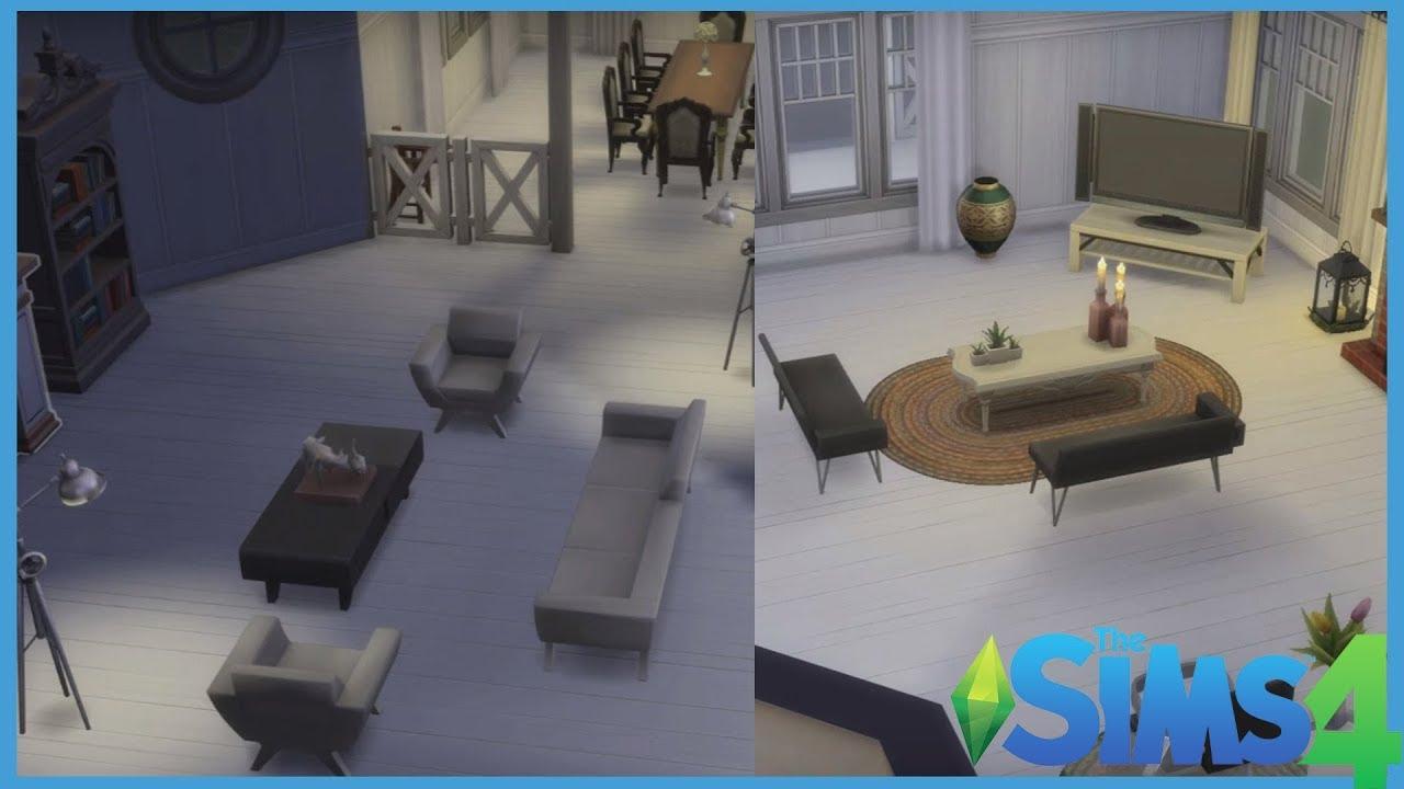 Het huis gezellig maken sims 4 bouw video youtube for Huis gezellig maken