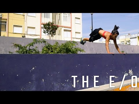 Parkour Athlete | Lorena Abreu | The E/O