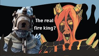The *real* fire king!/ fortnite concepts