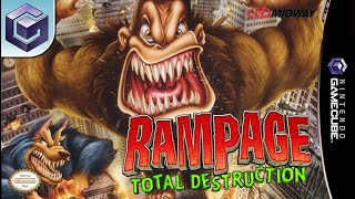 Rampage Total Destruction Wikivisually