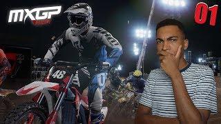 MXGP PRO   Carrière MX2 - Les débuts à Losail ! #1