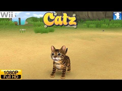 Catz - Wii Gameplay 1080p (Dolphin GC/Wii Emulator)