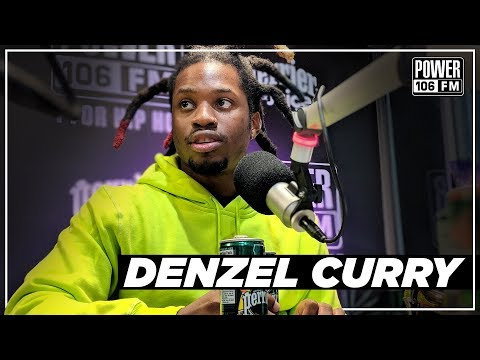 Denzel Curry On Meaning of 'Ta13oo' Album & Attending XXXTentacion's Funeral, Meeting Lil Peep