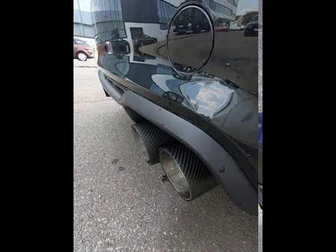 BMW M2 competition Remus Axle-Back Soundcheck