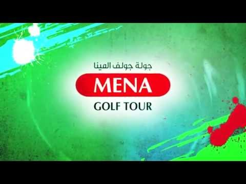 MENA Golf Tour - 2016 (DUBAi Creek Open, English)