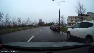 Вождение с инструктором Антоном Тимаховичем