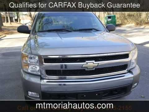 2008 chevrolet silverado 1500 4x4 z71 lt w 1lt used cars memphis tennessee 2016 12 23 youtube. Black Bedroom Furniture Sets. Home Design Ideas