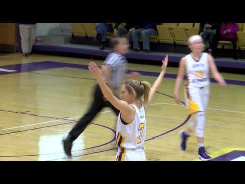 University of North Alabama   Ivy Wallen 3 Pointer