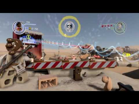LEGO STAR WARS 7 Gameplay DEUTSCHE DEMO