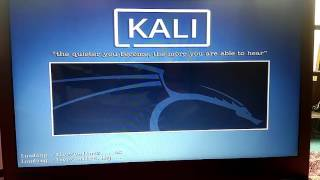 How to repair grub bootloader in Kali Linux 2.0 for dual boot Windows and Linux