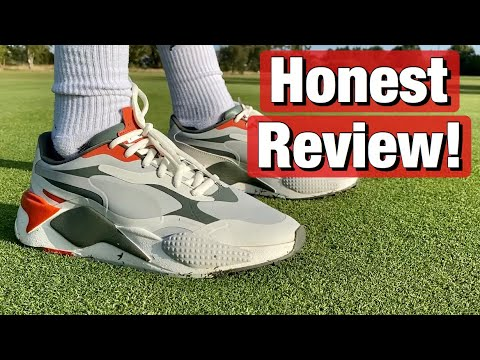 PUMA RSG GOLF SHOES REVIEW - TWO SHOES IN ONE??