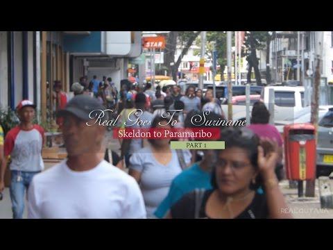 Real Goes To Suriname - Part 1 - Skeldon To Paramaribo