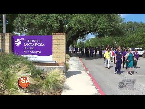 CHRISTUS Santa Rosa Health System | SA Live | KSAT 12