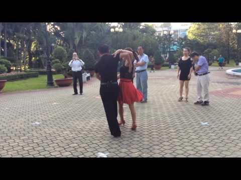 Paso căn bản - CLB Khiêu vũ dưỡng sinh Nhịp sống vui