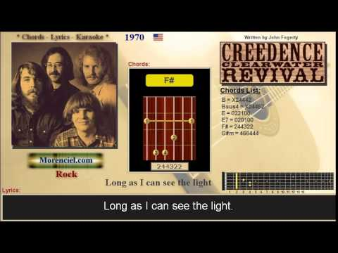 Ccr Long As I Can See The Light 0197 Youtube