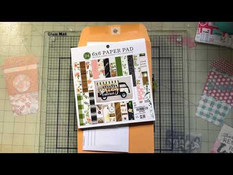 Envelope Flip Album
