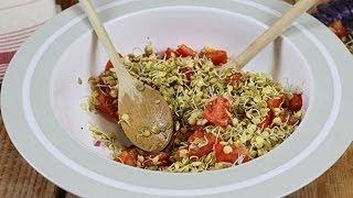 Earthy Lentil Salad