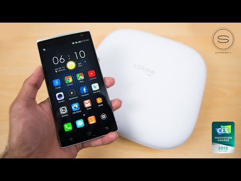 Takee 1 Unboxing - World's first 3D Holographic Smartphone