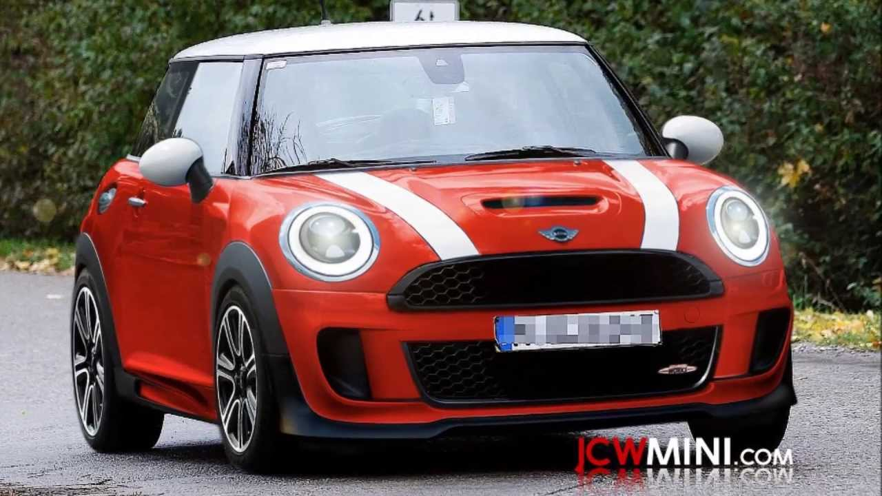 2015 New Mini Cooper Preview Youtube