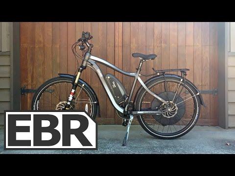 OHM Urban XU700 16 Video Review