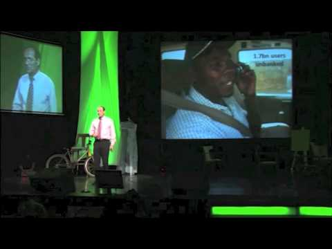 Mobile Payments, Mobile Banking and Future of Banking - Futurist Conference Keynote Speaker
