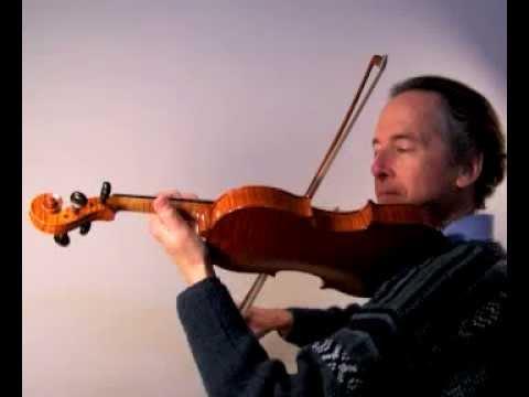 Severn Polish Dance Bernard Chevalier, violin