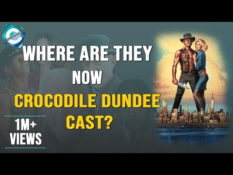 Crocodile Dundee Cast: What are they doing now, after 30 Years?