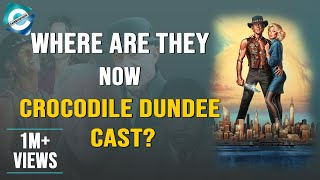 Crocodile Dundee Cast: What are they doing now, after 30 Years? streaming