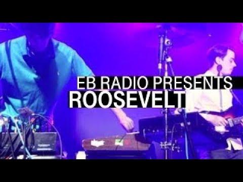 Roosevelt | Live at Electronic Beats Festival Prague | EB.Radio