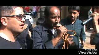 Video 7th Moharram Juloos 2016, Fiza Me Goonji Azaan-e-Akbar, Nauha by Mir Nabi Hassan (Moazzin) download MP3, 3GP, MP4, WEBM, AVI, FLV Juli 2018