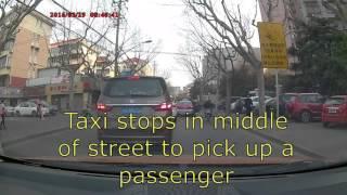 Shanghai driving 29 03 2016