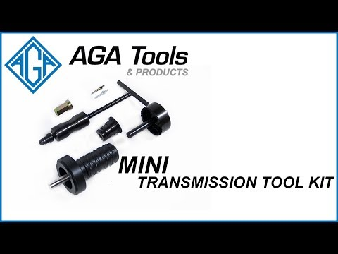 AGA Tools Mini Transmission Seal Kit