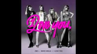 [FULL AUDIO w/Lyrics] 2NE1- I Love You
