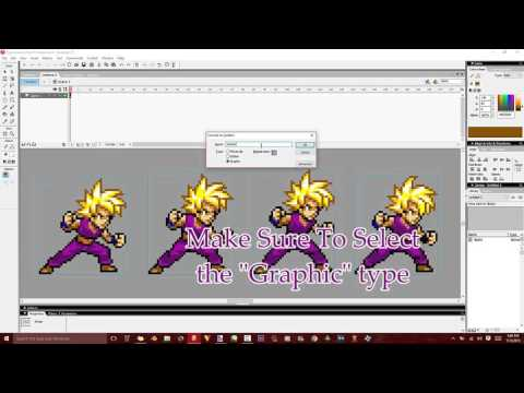 How to Make Your Own Sprite Animation