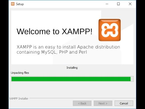 xampp windows 7 64 bits