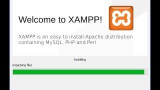 Gambar cover how to install xampp server on windows 64 bit | 32 bit